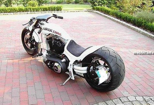 Тюнинг мотоцикла фото
