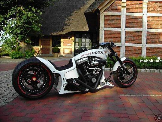 Мотоцикл тюнинг фото