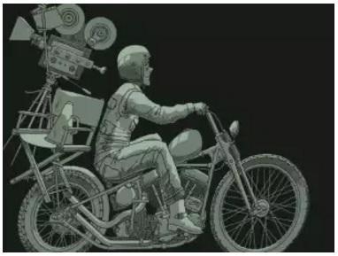 Подборка фильмов про байкеров и мотоциклистов