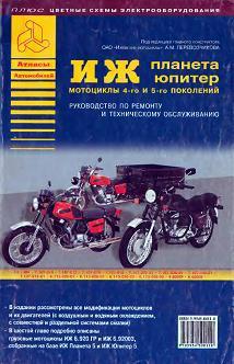 Мотоциклы ИЖ Планета и ИЖ Юпитер
