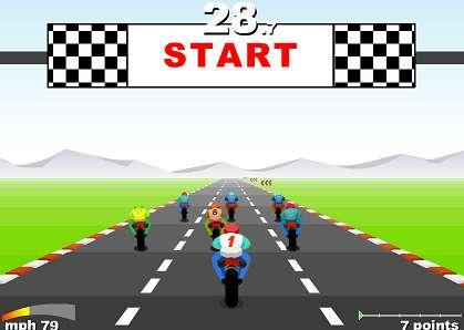 Играть гонки 1