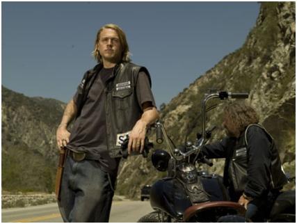 Дети Анархии / Sons of Anarchy / Сериал про мотоциклы, клубы и байкеров