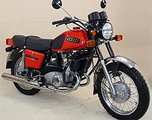 Мотоцикл ИЖ Юпитер-5 (Иркутск)