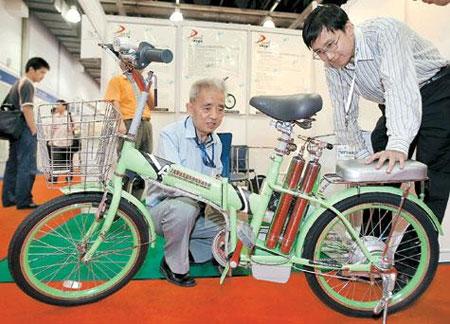 Мотоциклы на водороде - уже