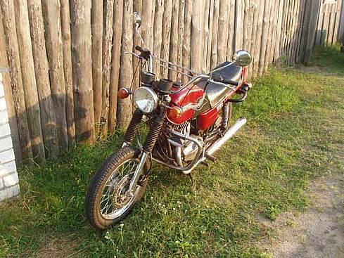 Собрание мотоциклов рожденных в СССР и России