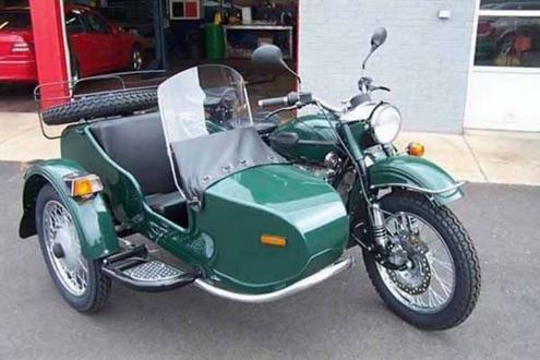 Тюнингом мотоциклов урал