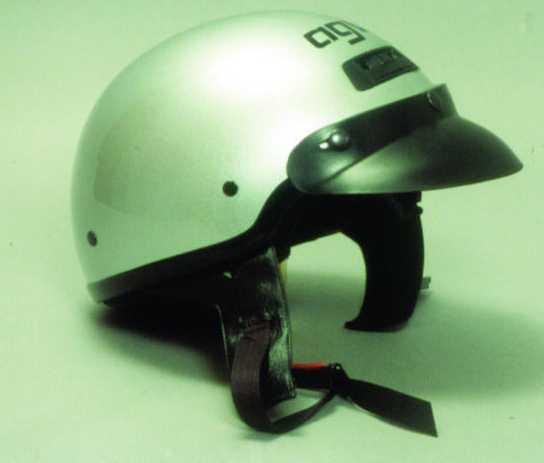 Выбор мотоциклетного шлема: Открытый шлем
