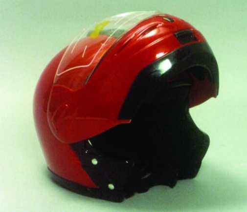 Выбор мотоциклетного шлема: Шлем с поднимающейся защитной подбородочной дугой